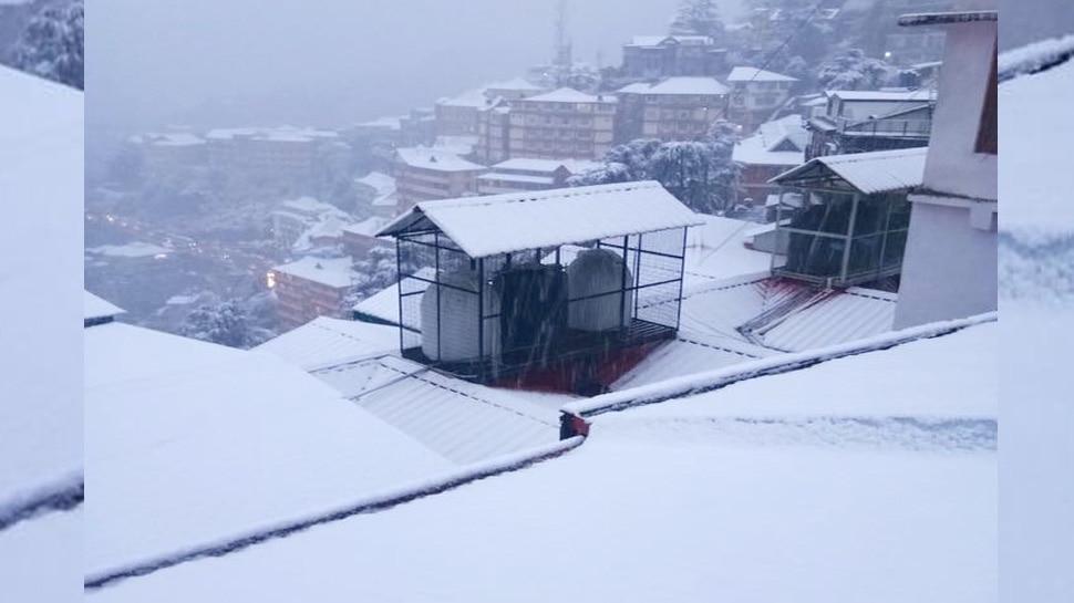Shimla Weather