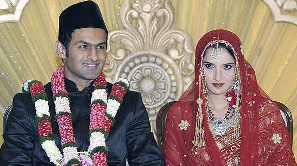 Shoaib Malik Sania Mirza