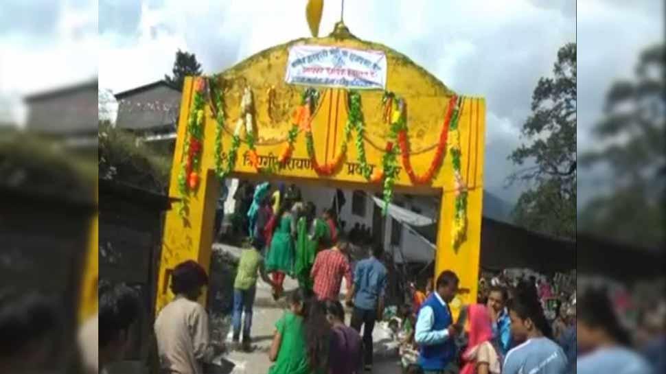 wedding of aakash ambani and shloka may be held in Trigunarnarayan tample in Uttarakhand