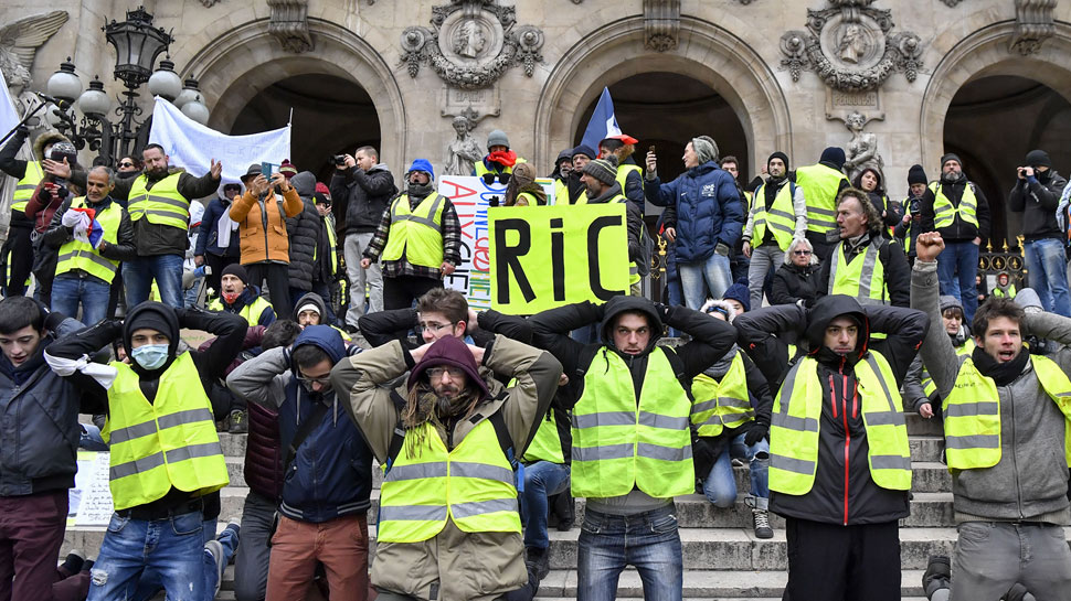 Yellow Movement in France