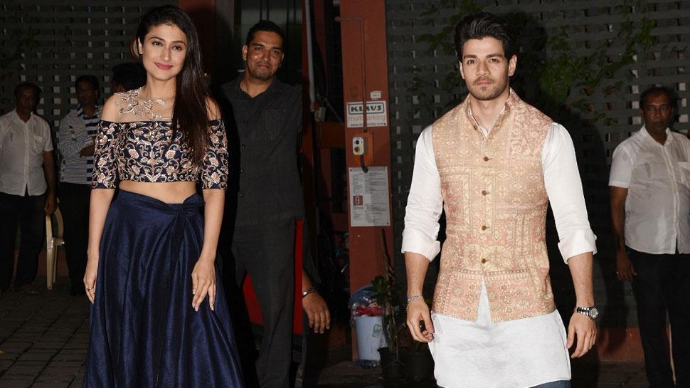 Arpita Khan Party, Diwali Celebration