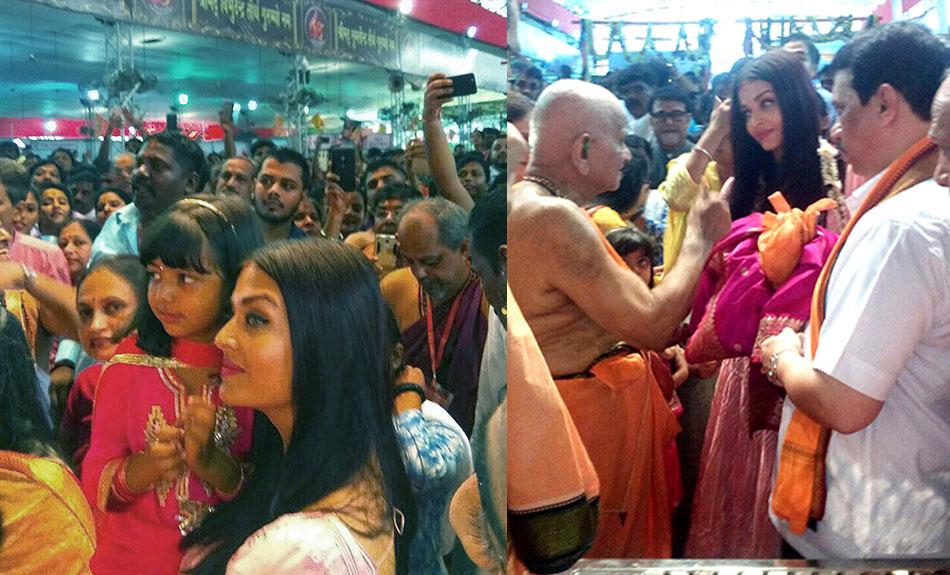 Aishwarya Rai, Aaradhya Bachchan