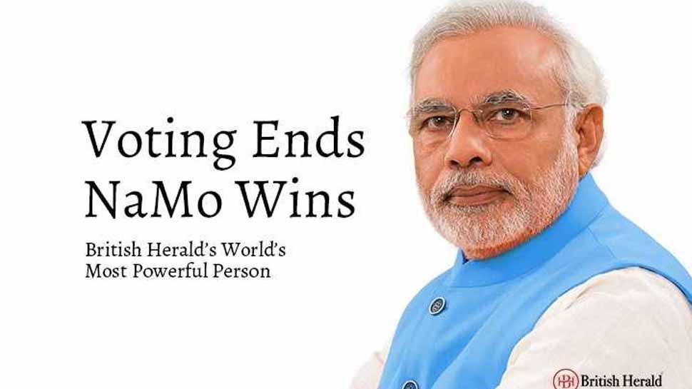 नरेंद्र मोदी, Narendra Modi, Donald Trump, Xi Jinping, vladimir putin, British Herald Poll