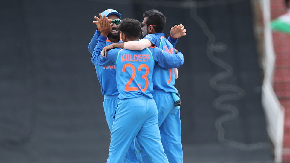 India vs South Africa, 5th ODI