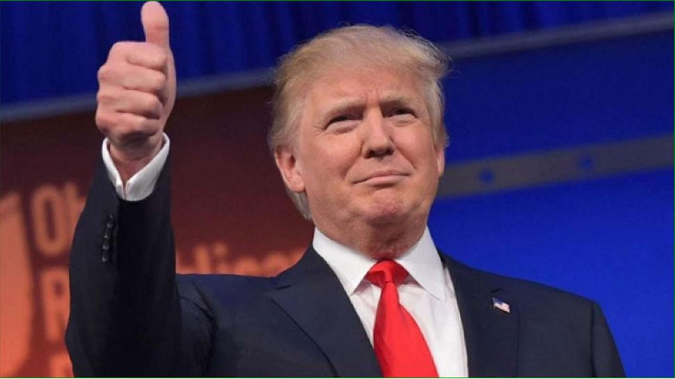 राष्ट्रपति बनने के बाद दूसरी बार हुआ ट्रंप का हेल्थ चेकअप, डॉक्टर बोले- 'HE IS FIT'