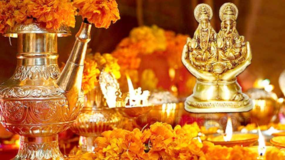 dhanteras 2018 today know the shubh muhurat of puja and shopping