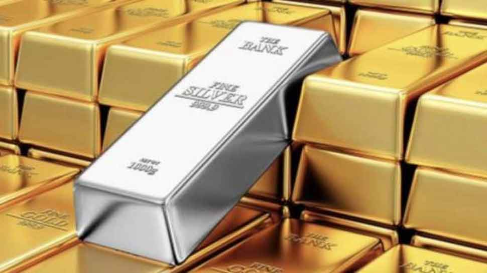 Gold and Silver Rate