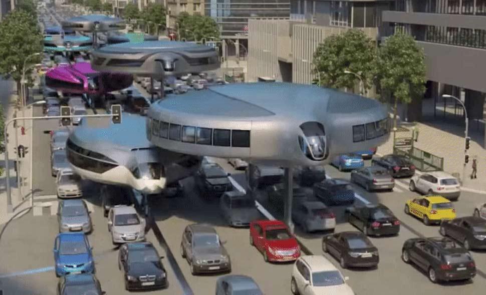 gyroscope bus