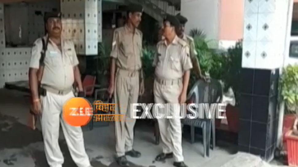 Income Tax raid on Deputy CM Sushil Modi's sister Rekha Modi's house
