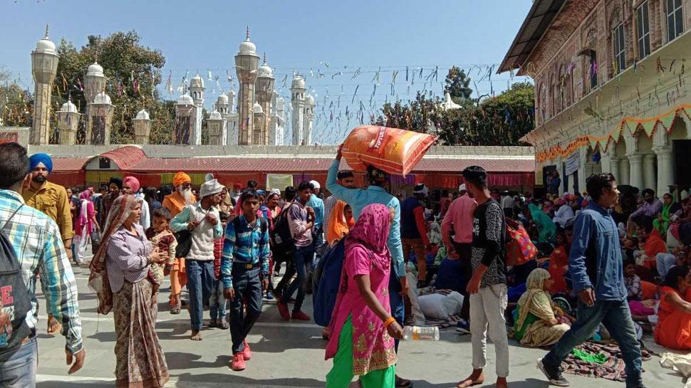 The Jhanda Mela is starting from today in Dehradun