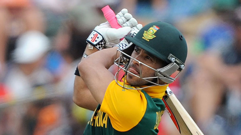 JP Duminy announces retirement from ODIs after World Cup 2019