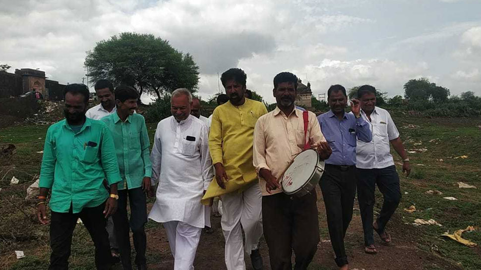 Nashik flood water released in Jaikwadi dam of Aurangabad