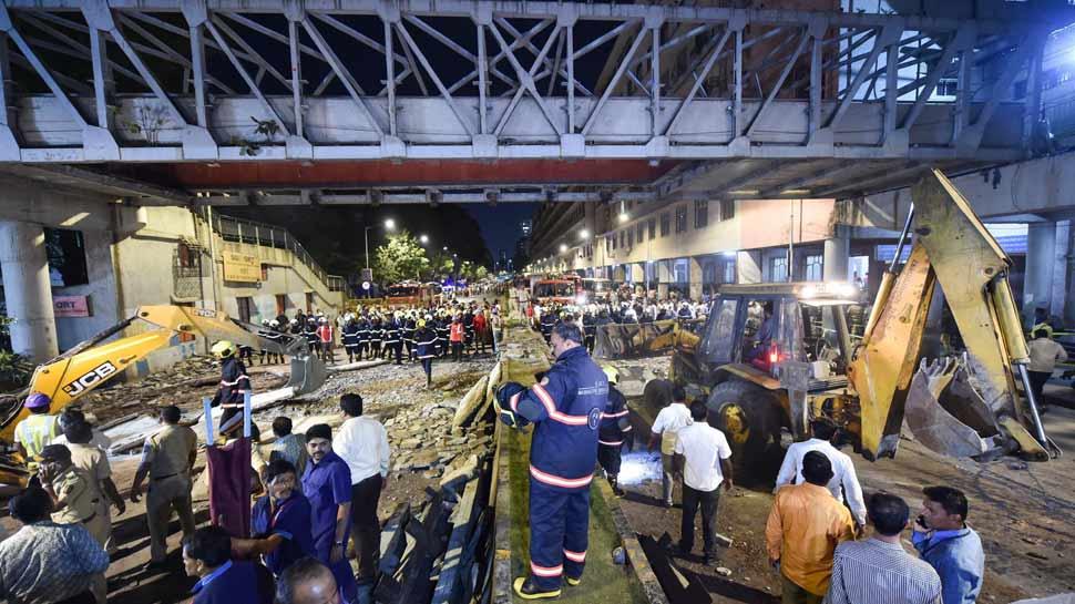 मुंबई ब्रिज हादसा: THANK GOD, रेड ट्रैफिक सिग्नल नहीं होता और दर्दनाक होती तस्वीरें...