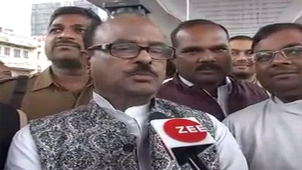 RLSP leader Nagmani Singh has praised Nitish Kumar