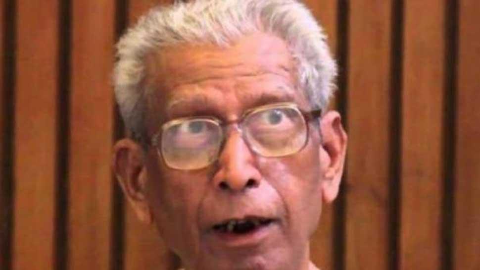 Image result for namvar singh, zee