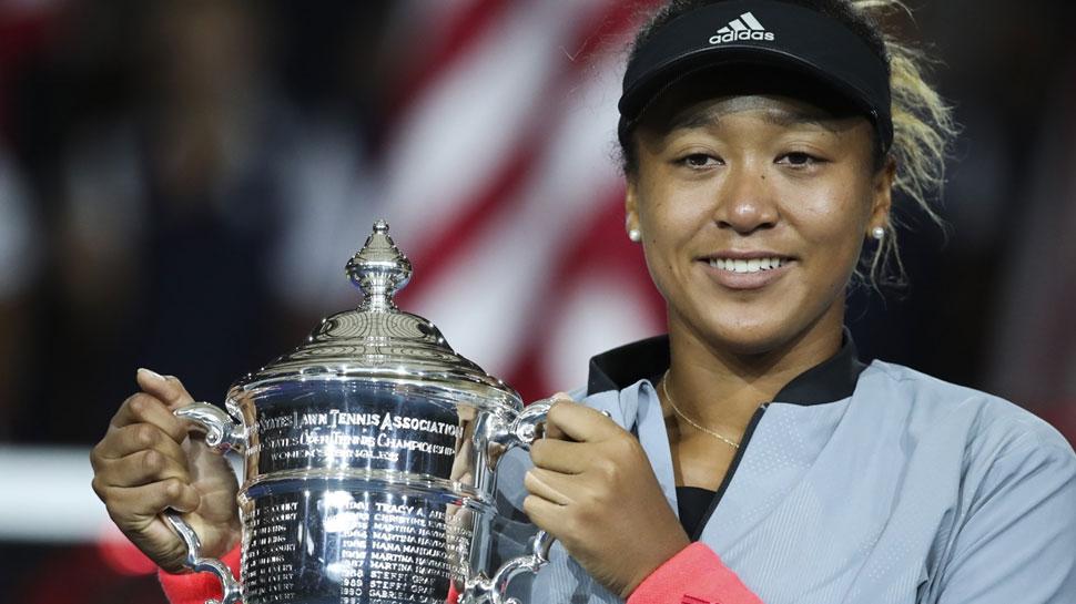 Naomi Osaka, US Open 2018