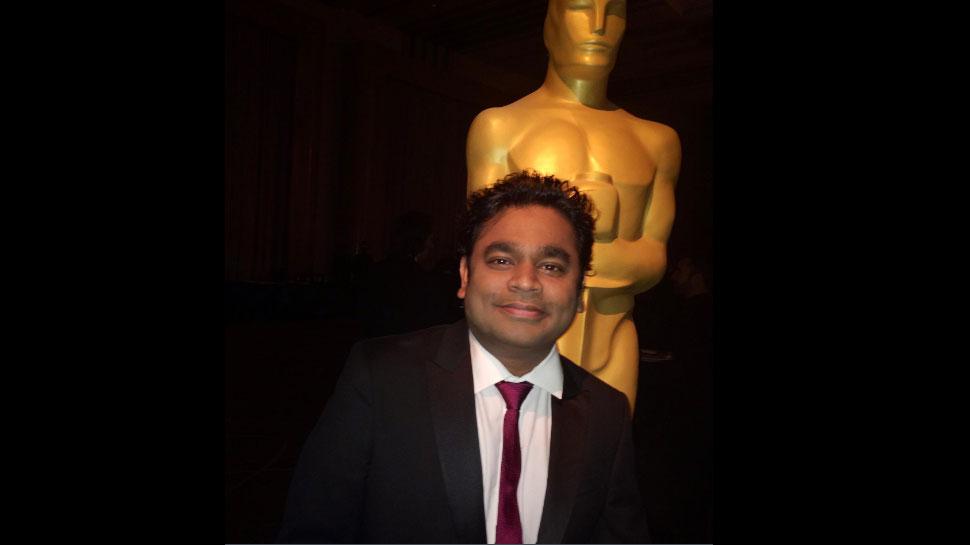 AR Rehman, Oscar