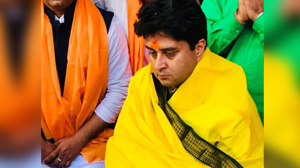 Lok Sabha Result 2019: Jyotiraditya Scindia is losing for the first time in Guna
