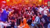 Mouni Roy and Rajkumar Rao Wrap the shooting of film 'Made in China', see PHOTOS