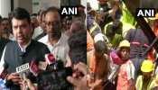 मुंबई के डोंगरी में 4 मंजिला इमारत गिरी, 12 की मौत, CM फड़णवीस ने जताया दुख