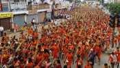 सहारनपुर-हरिद्वार हाईवे पर कांवड़ियों की गाड़ी को ट्रक ने मारी टक्कर, 1 की मौत