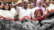 सुषमा स्वराज पंचतत्व में विलीन, लोधी रोड विद्युत शवदाह गृह में हुआ अंतिम संस्कार