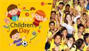 Tamannaah Bhatia celebrating childrens day with hearing and visually impaired children