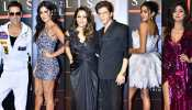 Akshay Kumar, shahrukh khan, gauri khan, hrithik roshan, shweta bachchan at the Vogue nykaa fashion Awards