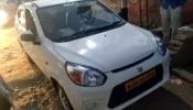 जयपुर: ड्राइवर को नींद आने के बाद रेलवे ट्रैक पर पहुंची कार, और फिर...