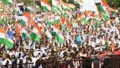 जयपुर: राहुल गांधी की रैली में दिखे युवाओं के कई रंग, देशभक्ति के साथ नजर आई...
