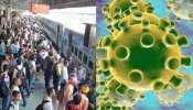 कोरोना वायरस का असर! कई रेलवे स्टेशनों पर प्लेटफॉर्म टिकट 50 रुपये का हुआ