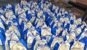 राजस्थान: मदद के लिए आगे आ रहे भामाशाह, 550 किट खाद्य सामग्री का किया वितरण