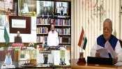 राज्यपाल कलराज मिश्र ने की राष्ट्रपति और उपराष्ट्रपति से कोरोना के हालातों पर चर्चा