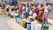 झारखंड: पानी की समस्या से जूझ रहे लोग, टैंकर सप्लाई के जरिए गुजर-बसर हो रही जिंदगी