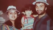 Riddhima Kapoor ने शेयर कीं बचपन की अनमोल यादें, Rishi Kapoor की गोद में कुछ यूं आईं नजर