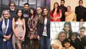Amitabh Bachchan family pictures went viral on internet