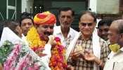 झालावाड़ में बर्थडे पार्टी के दौरान BJP नेताओं ने उड़ाई कोविड नियमों की 'धज्जियां'