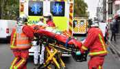 पेरिस: शार्ली एब्दो के पूर्व कार्यालय के पास चाकुओं से हमला, 4 घायल