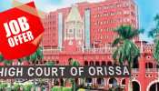 ओडिशा हाई कोर्ट में 202 पदों पर भर्तियां, महिलाओं के लिए 67 पद आरक्षित