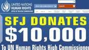 SFJ: भारत के खिलाफ बोलने के लिए UNHRC को दिए गए 10 हजार डॉलर, जानिए क्यों