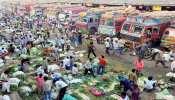 दिल्ली: आजादपुर मंडी में चोरी के संदेह में भीड़ ने की दो युवकों हत्या