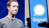 Facebook का डाटा लीक, पता चला WhatsApp खरीदने वाले जुकरबर्ग भी Use करते हैं सिग्नल ऐप