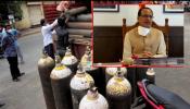 कोरोना कहर के बीच राहत की खबर, MP के लिए इतने टन ऑक्सीजन उपलब्ध कराएगी केंद्र सरकार, CM ने किया ट्वीट