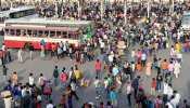 Migrant laborers terrified by Lockdown in Delhi, crowds of thousands gathered at Anand Vihar Bus Stand