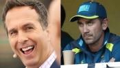 Michael Vaughan ने भारत से हारने पर ऑस्ट्रेलियाई टीम का उड़ाया मजाक, Justin Langer ने दिया मुंहतोड़ जवाब