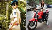 Who is this Lady Singham, Stylish attitude became an Instagram star, see photos