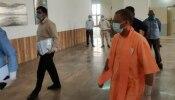 AMU में पहली बार पहुंचे CM Yogi, कोरोना के हालात का लिया जायजा