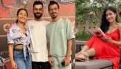 Virat Kohli के साथ ये तस्वीर शेयर कर Yuzvendra Chahal की पत्नी Dhanashree Verma ने कही ऐसी बात, जीत लिया दिल
