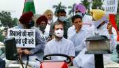 Delhi: बिना नंबर वाले Tractor से पहुंचे Rahul Gandhi संसद भवन, पुलिस कर रही FIR की तैयारी