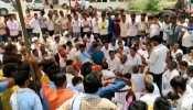 Nagaur : खींवसर पंचायत समिति में टेंडर का विवाद, 17 घंटे बाद पुलिस ने प्रधान पति को छोड़ा